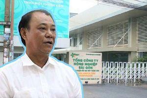 Vì sao ông Lê Tấn Hùng bị đình chỉ chức Tổng giám đốc Sagri