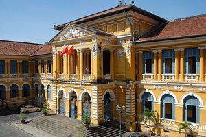 Tòa nhà trụ sở Tòa án 134 năm tuổi tại TP.HCM dần 'lột xác' sau trùng tu