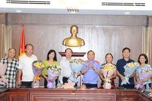 Lãnh đạo VKSND tối cao gặp mặt cán bộ, công chức nghỉ hưu