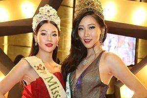 Phương Khánh xuất hiện quyến rũ tại đêm chung kết Miss Earth Singapore 2019