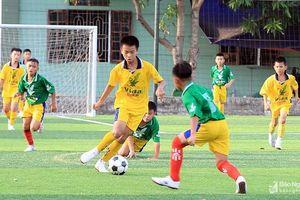 Highlight Nhi đồng Hoàng Mai - Nhi đồng Nghĩa Đàn 6-0