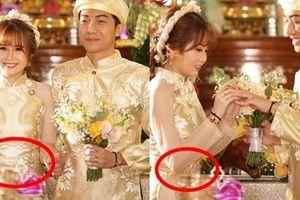 Mặc áo dài mà mất hết cả eo thon, hotgirl Mai Quỳnh Anh bị đặt dấu hỏi 'dâng cả trâu lẫn nghé' cho Cris Phan