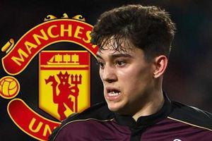 Manchester United chiêu mộ thành công Daniel James