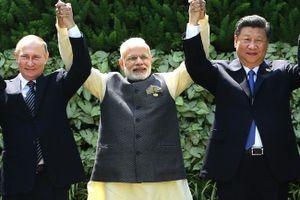 Thương chiến với Mỹ căng thẳng, Trung Quốc xích lại gần Nga và Ấn Độ