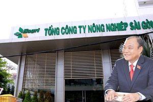 Đình chỉ chức vụ Tổng Giám đốc SAGRI Lê Tấn Hùng