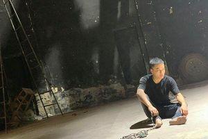 Hồng Đăng, Việt Anh than thở khi quay 'Mê cung' dưới cái nóng 42 độ
