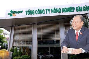 Hoạn lộ của TGĐ Sagri Lê Tấn Hùng trước ngày bị đình chỉ công tác vì 'không đủ phẩm chất'