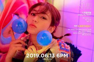 Không còn là 'lời hứa', Jeon Somi đã chính thức trở lại với MV 'Birthday'!