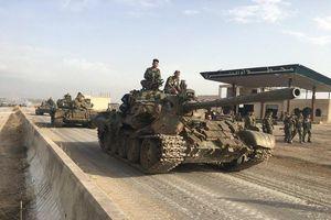 Giáp phản ứng nổ T-55MV đánh bại tên lửa chống tăng ATGM ở Syria
