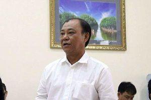 Đình chỉ công tác Tổng giám đốc Sagri Lê Tấn Hùng
