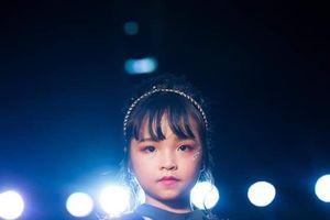 Siêu mẫu nhí Hà thành tỏa sáng trong hành trình Đường đến Nhà Chung
