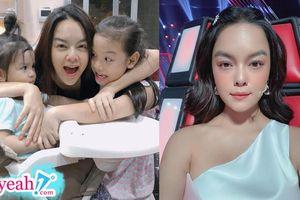 Phạm Quỳnh Anh bất ngờ tiết lộ muốn có thêm con khi ngồi 'ghế nóng' chương trình 'Giọng hát Việt nhí 2019'