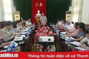 Ban Văn hóa – Xã hội HĐND tỉnh giám sát tại TP Sầm Sơn