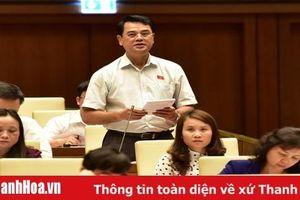 Đoàn ĐBQH Thanh Hóa thảo luận về 2 dự thảo Luật: Luật Dân quân tự vệ (sửa đổi) và Luật Chứng khoán (sửa đổi)