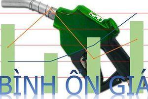 Công khai tình hình sử dụng Quỹ Bình ổn giá xăng dầu