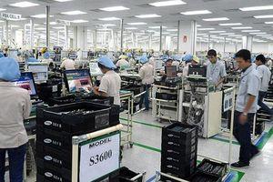 Doanh thu công nghiệp ICT 'giảm tốc' do xuất khẩu vào Trung Quốc suy giảm