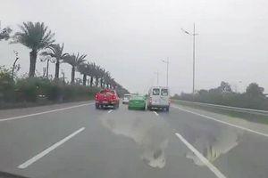Xem xét khởi tố 2 tài xế 'đua xe' trên đường Võ Nguyên Giáp