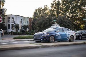 Ford, Volkswagen hợp tác về công nghệ xe tự lái