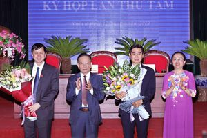 Đồng chí Hoàng Quốc Khánh được bầu làm Chủ tịch UBND tỉnh Sơn La