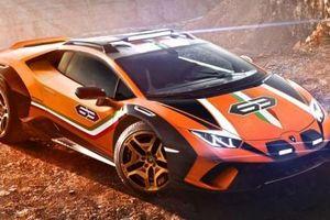 Cỗ máy off-road Lamborghini Huracan Sterrato sẽ có bản sản xuất vào năm 2021 ?