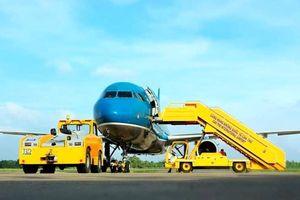 Vietnam Airlines đẩy mạnh đầu tư vào Logictics hàng không