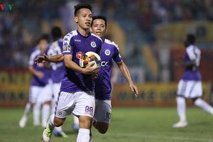 Vòng 13 V-League 2019: Hà Nội FC và Bình Dương ca khúc khải hoàn