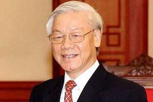 Tổng Bí thư, Chủ tịch nước gửi điện mừng Tổng thống Kazakhstan