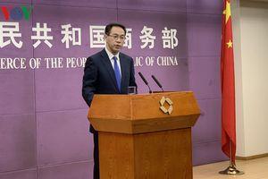 Trung Quốc tuyên bố không khuất phục trước sức ép của Mỹ