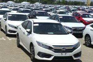 Chi nhập khẩu ô tô nguyên chiếc trong 5 tháng lớn hơn tiền bán gần 800.000 tấn cà phê