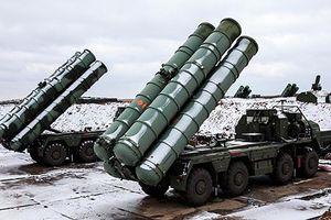 Bất chấp đe dọa trừng phạt từ Mỹ, Thổ Nhĩ Kỳ thông báo mua S-400 của Nga