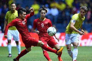 Vì sao Quang Hải không tỏa sáng ở King's Cup 2019?