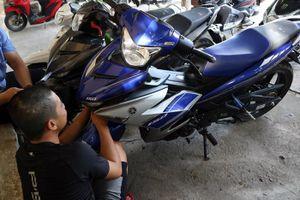 Hơn 20 vụ trộm xe máy liên tiếp ở Ninh Thuận