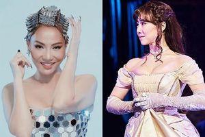 'Báu vật Hàn Quốc' Kim SoHyang đến Việt Nam, dự showcase tiền tỷ của Thu Minh
