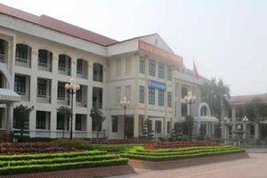 Tạm giữ đoàn thanh tra Bộ Xây dựng 'vòi' tiền ở Vĩnh Phúc: Trưởng đoàn là Phó phòng Phòng chống tham nhũng