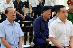 Hai cựu Thứ trưởng Công an và Vũ 'nhôm' không được giảm án
