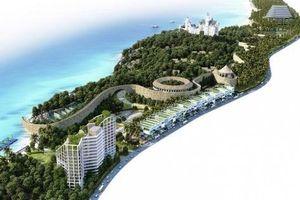 Đề xuất đầu tư Khu Du lịch nghỉ dưỡng King Bay - Sa Huỳnh và Thạch Ky Điếu Tẩu