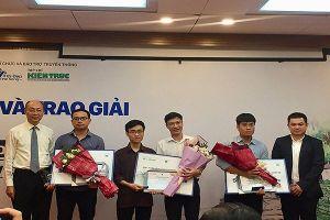 Lễ công bố và trao giải 'Chung tay kiến tạo nhà ở nông thôn Việt Nam'