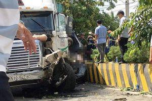 Kiểm tra việc cấp bằng lái cho tài xế container gây tai nạn làm 5 người chết ở Tây Ninh