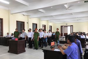 38 năm tù cho lãnh đạo, cán bộ ngân hàng Vietcombank Tây Đô