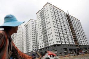 'Ngân hàng không thiếu vốn với bất động sản'