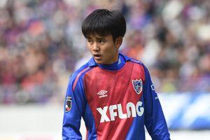 Real sẵn sàng đánh bại Barca để chiêu mộ tài năng trẻ Nhật Bản