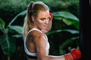 Valentina Shevchenko - đả nữ khiến UFC quên đi 'Nữ hoàng' Ronda Rousey