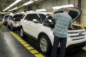 Ford Explorer và F-150 gặp vấn đề với hệ thống treo và hộp số