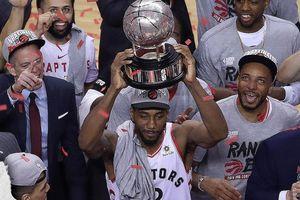 Đội bóng rổ Canada làm điều chưa từng có trong lịch sử NBA