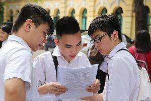 Dự kiến điểm chuẩn vào lớp 10 ở Hà Nội giảm nhẹ