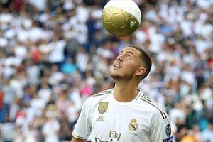 Hazard đến Real Madrid: Tham vọng trở thành người xuất sắc nhất thế giới