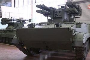 Nga ra mắt bản nâng cấp cực mạnh của tổ hợp Sosna