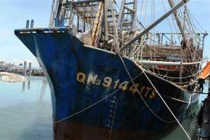 Ngư dân bị cướp:Làm rõ động cơ tàu treo cờ Trung Quốc