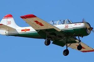 Thông tin về loại máy bay huấn luyện sơ cấp Yak-52