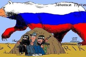 Nga-Putin: Thẳng tay với 'ba mối nguy hiểm của thế giới'